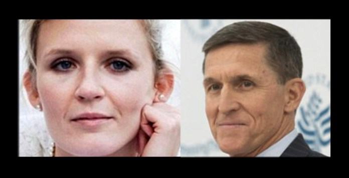 Svetlana Lokhova and Michael Flynn