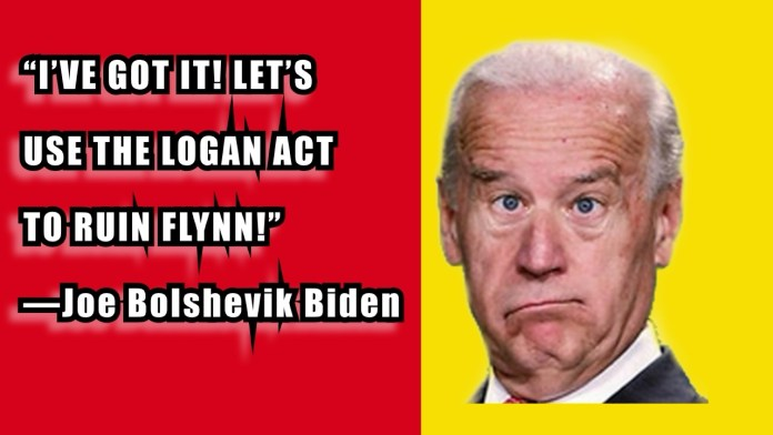 Flynn Set Up by Obama Biden
