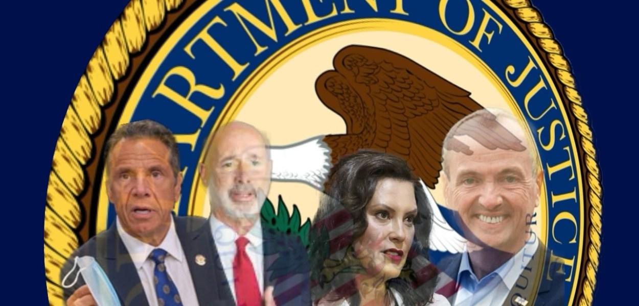 Democrat Governors' COVID Problem