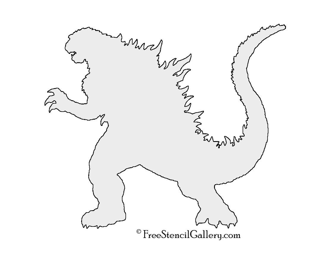 Easy Dinosaur Pumpkin Carving Stencils