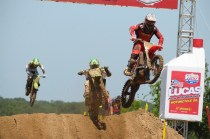 Freestone AMA Motocross 2010 - Canard, Wilson & Rattray