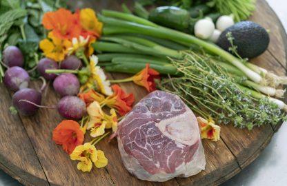 Oranic grass fed beef sonoma county california