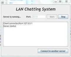 LAN Chat system - Free Student Projects