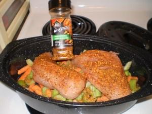 mont spice w chicken