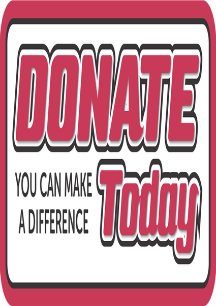 donate today you can make a difference