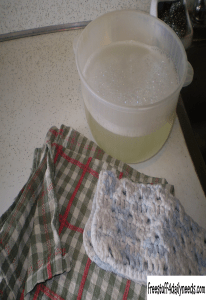 pantry challenge washing items