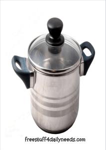 stewing pot