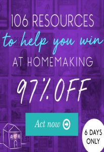 97 percent off the ultimate homemaker bundle