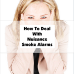 How To Deal With Nuisance Smoke Alarms