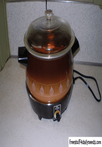 crock pot on counter with watermark