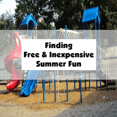 Finding Free And Inexpensive Summer Fun