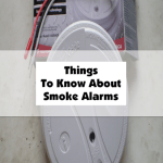 Things To Know About Smoke Alarms