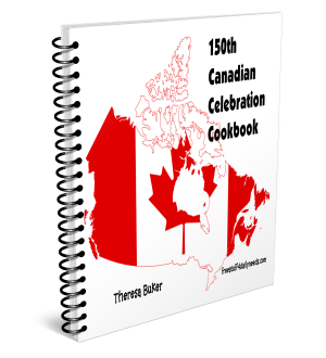canadian cookbook cover