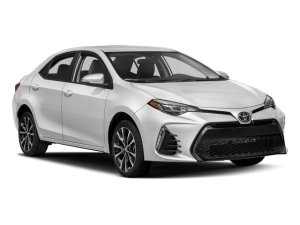 Win a 2018 Toyota Corolla SE CVT with XSE Package!