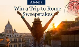 Win a Trip For Two to Rome, Italy!
