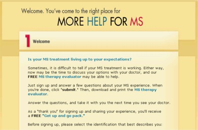 "MoreHelpforMS.com Free ""Get up and Go Pack"" - US"