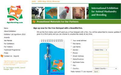 AgroFarming Free Notepad and Beautiful Pen - International