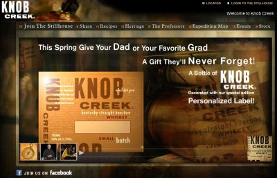 Knob Creek Free Personalized Labels - Ages 19+, International?