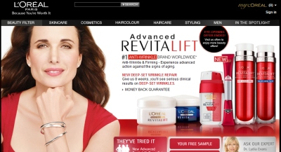 L'Oreal Advanced Revitalift Wrinkle Repair Free Sample - Canada