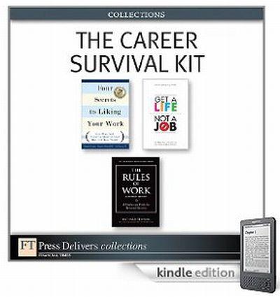 Amazon.com Free The Career Survival Kit eBook Kindle Edition - $45 Value for Free, International