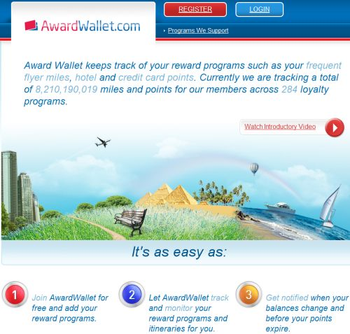 AwardWallet Free 6 Month Upgrade to Premium Coupon Code - Exp. March 6, 2011