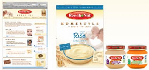 Beech-Nut Homestyle Baby Food Free Starter Kit - US