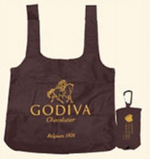 Godiva Chocolate Rewards Free Environmentally-Friendly Bag and Pouch - Exp. March 31, 2011 for Members Only