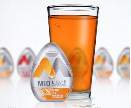 Kraft Free Sample of Mio Liquid Water Enhancer - 100,000 Available, US
