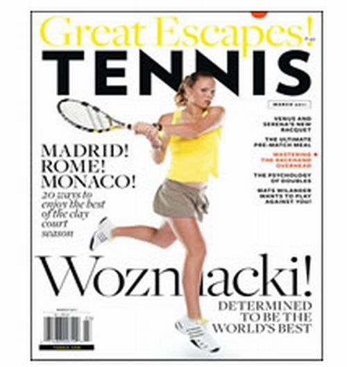 FreeBizMag.com Free Two-Year Subscription to Tennis Magazine - US