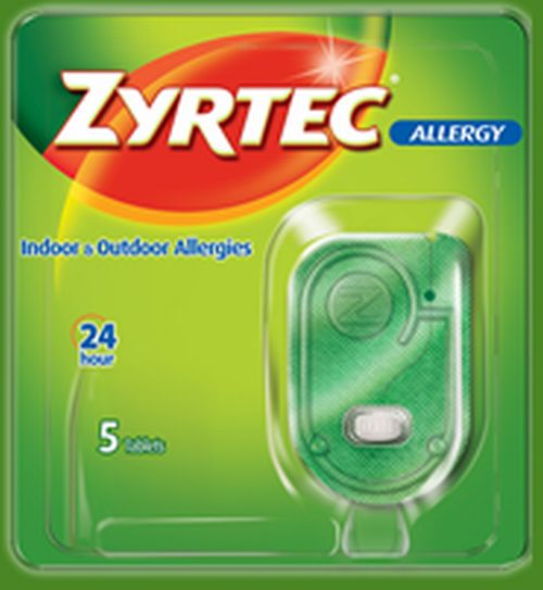 SMARTcare Try 5 Days of Free Zyrtec Medication - US