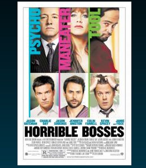 Gofobo Free Movie Screening Tickets for Horrible Bosses - Selected US Cities