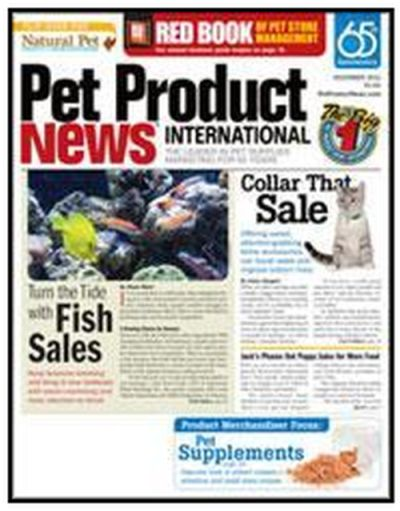 Free Subscription to Pet Product News International from Magazines.com - Canada and US