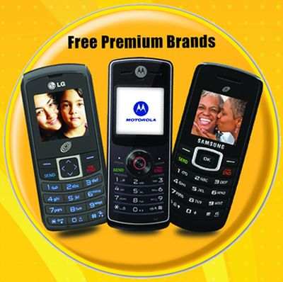 Free Cell Phone With Free Cellular Service And Free Minutes From