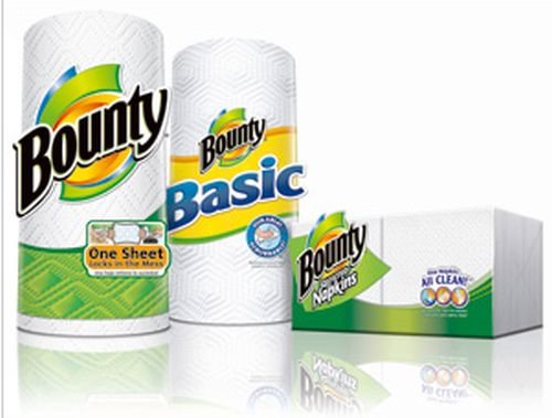 Win a Bounty Paper Towel Gift Baskets and Free $2 Coupon to Save on Bounty Products with Good Housekeeping - US
