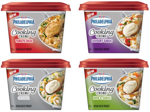Free Coupon for a Free Tub of Philadelphia Cooking Creme with Dream Destination Entry from Kraft - Canada
