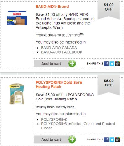 picture about Johnson and Johnson Coupons Printable known as Johnson Johnson Items Absolutely free Printable Coupon codes at