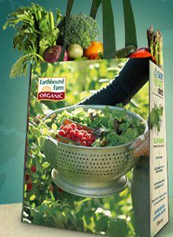 Earthbround Farm Free Reusable Shopping Bag - US