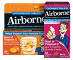 Target Airborne Immune Support Supplement Free Sample - US