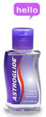 Astroglide Personal Lubricant Free Sample - US