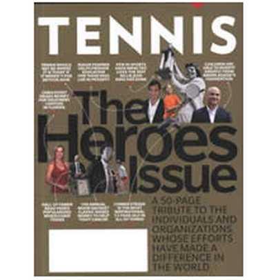 FreeBizMag Free Tennis Magazine One-Year Subscription - US