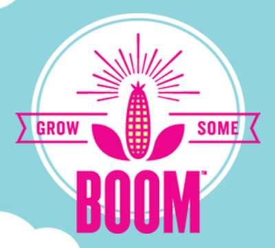 Angie's Bommchickapop Free Organic Popocorn Seeds via Facebook