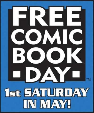 Free Comic Book Day Free Comic Books on May 2, 2014