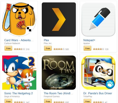 Amazon 30+ Free Android Apps - Exp. June 28, 2014