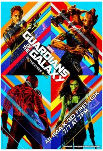 SeeItFirst Free 17-Minute Marvel's Guardians of the Galaxy: an IMAX 3D First Look - US