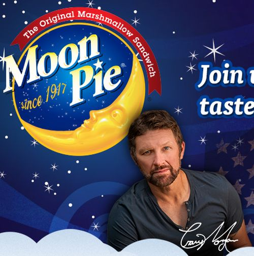 Moon Pie Send a Free MoonPie to the American Troops - US