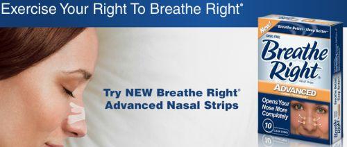 Walmart Free Breathe Right Advanced Nasal Strips - US
