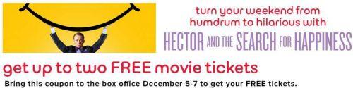 AMC Theatres 2 Free Tickets to