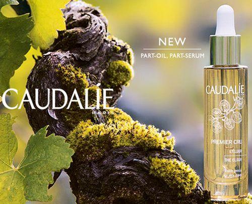 Caudalie Free Sample of Premier Cru the Elixir Anti-Aging Oil - US