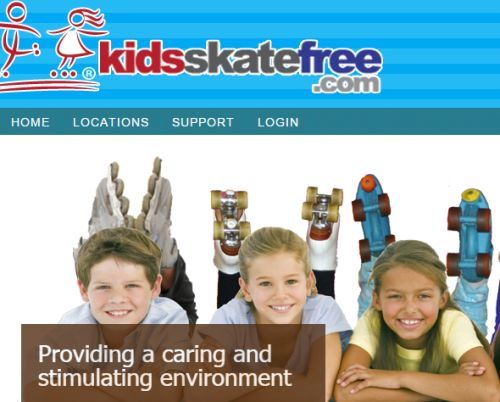 KidsSkateFree.com Free Roller Skating for Kids - US