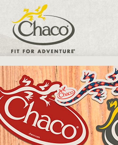 Chaco Footwear Free Chaco Sticker – US